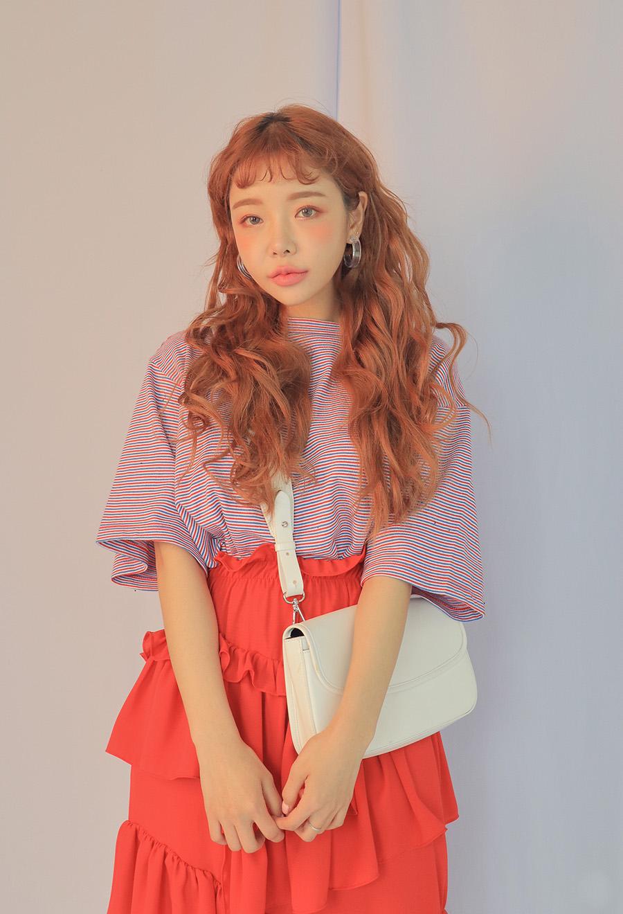 夢かわいいと韓国のいいとこどりオルチャンファッション