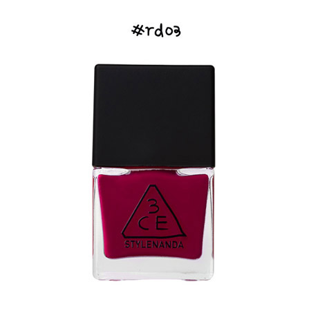 3CE NAIL LACQUER #RD03