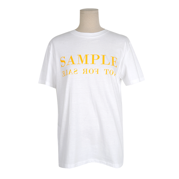BE UNIQUE SAMPLE DYEING T