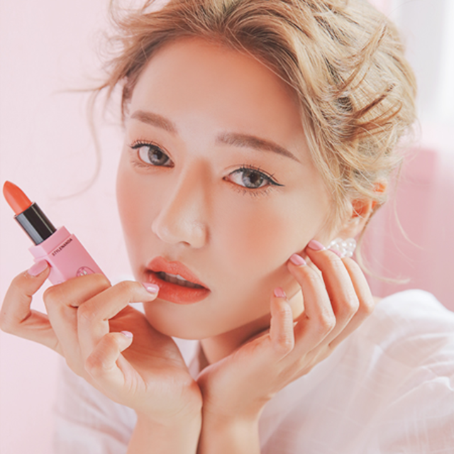 3CE BARBAPAPA LIP COLOR-#112