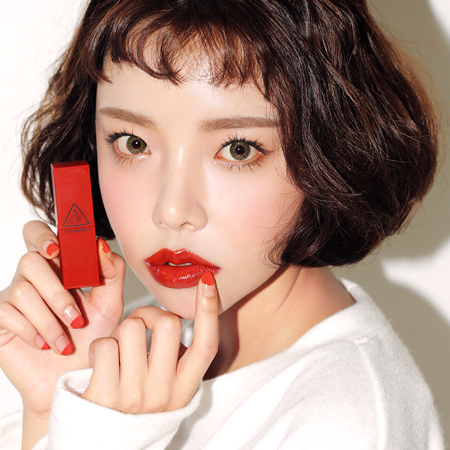 3CE RED RECIPE LIP COLOR #211
