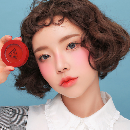 3CE RED RECIPE FACE BLUSH #ALLURING