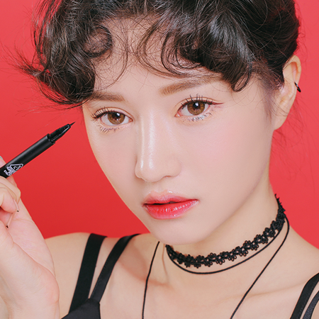 3CE SUPER SLIM PEN EYE LINER