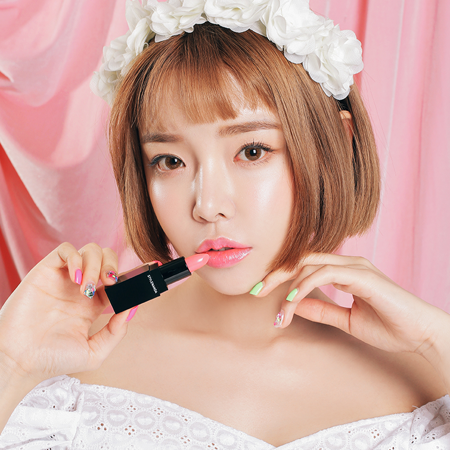 3CE GLASS LIP COLOR-#405