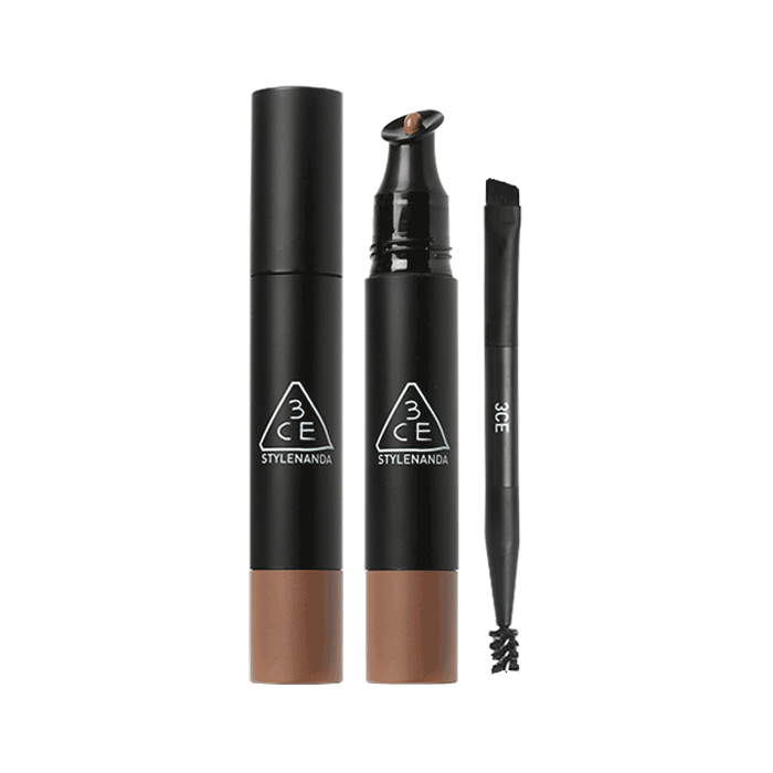 3CE WATER PROOF CREAM BROW & BROW MASCARA