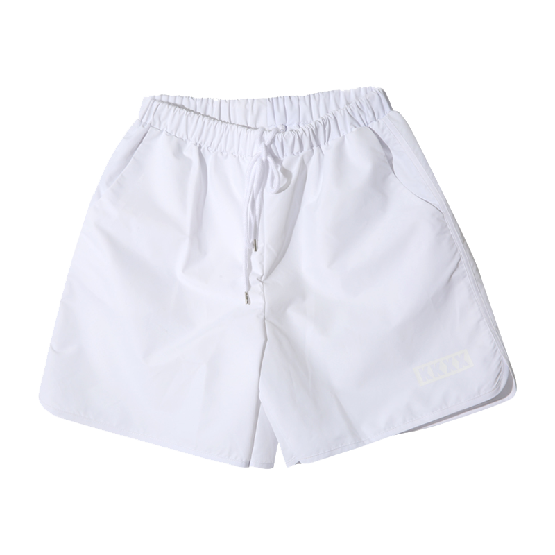 ROUND SHORTS(M) WH