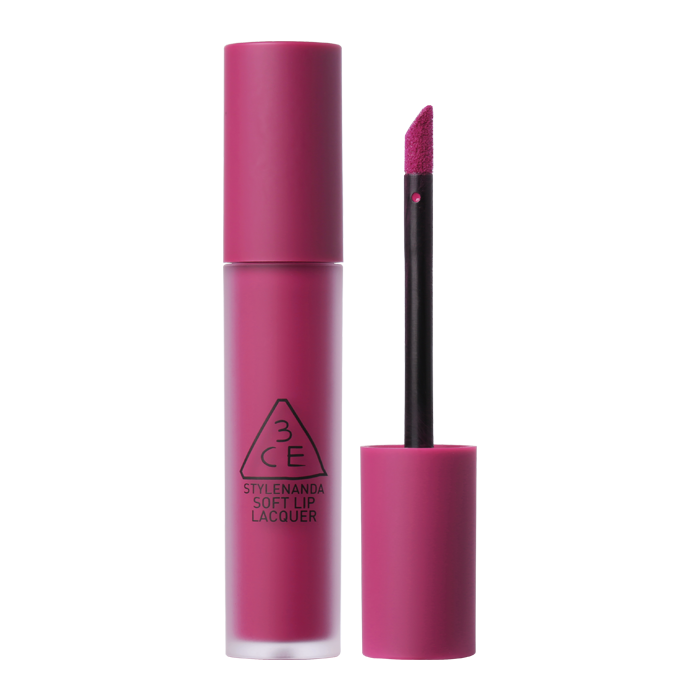 3CE SOFT LIP LACQUER #ALMOST MAUVE