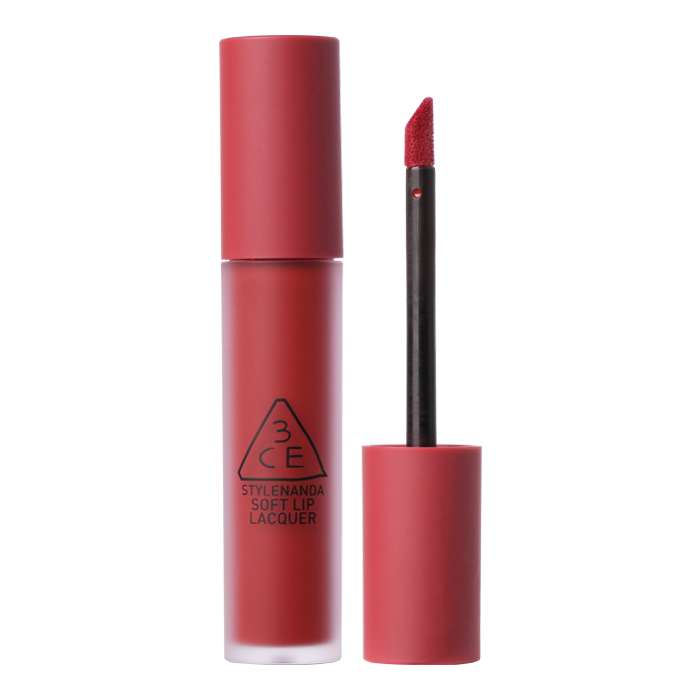 3CE SOFT LIP LACQUER #PERK UP