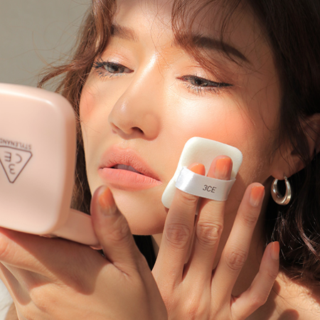 3CE BLUR SEBUM POWDER #PINK