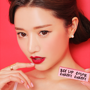 3CE PINK RUMOUR DANGEROUS MATTE LIP COLOR-#901