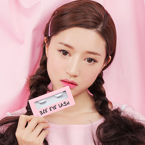 3CE PINK RUMOUR EYE LASH #16