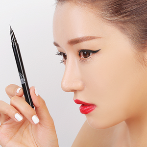 3CE SUPER SLIM LIQUID EYE LINER-#BLACK