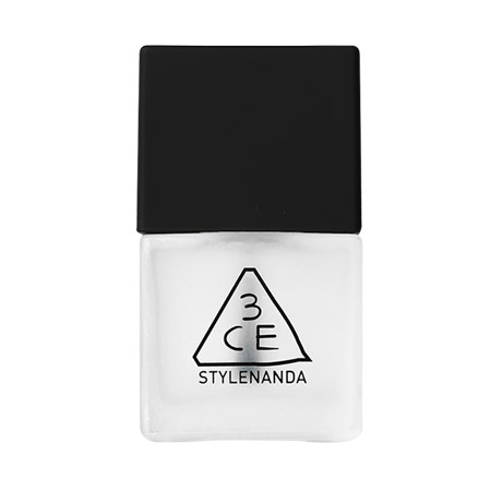 3CE NAIL LACQUER_CARE #GEL TOP COAT