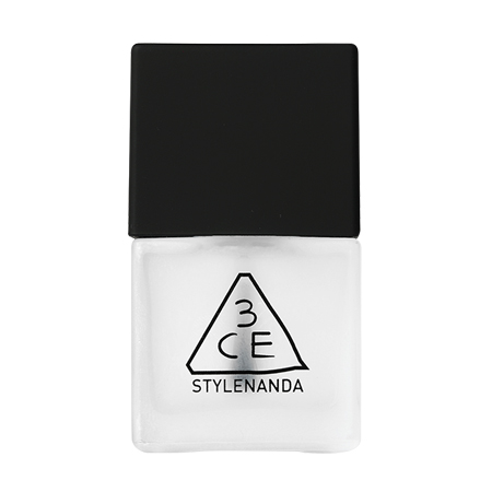 3CE NAIL LACQUER_CARE #MATTE TOP COAT