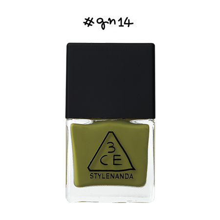 3CE NAIL LACQUER #GN14