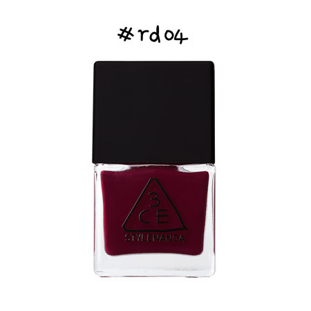 3CE NAIL LACQUER #RD04