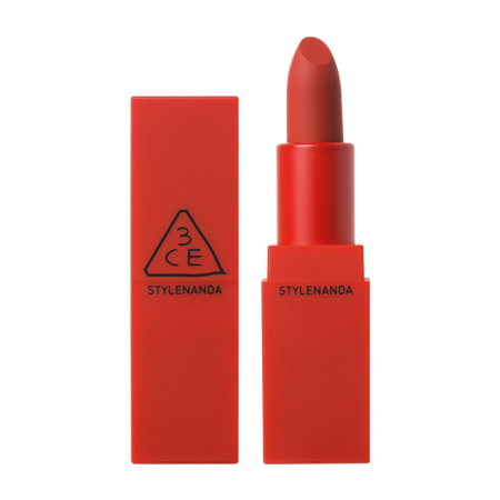 3CE RED RECIPE MATTE LIP COLOR #214