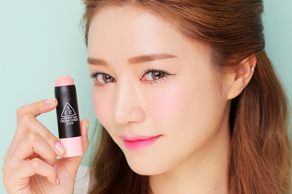 3CE CREAMY CHEEK STICK-#MARRY YOU