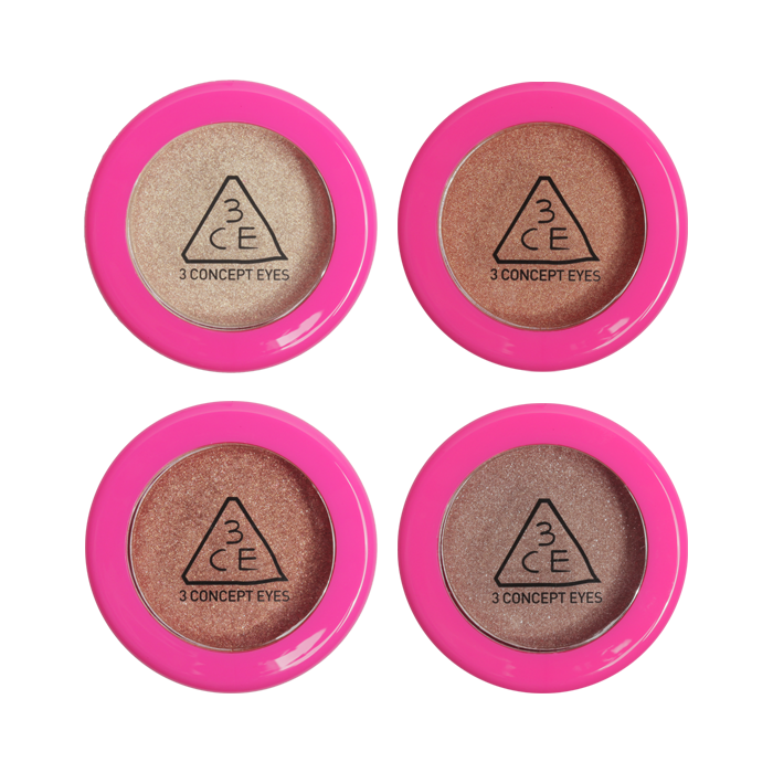 3CE PINK ONE COLOR SHADOW