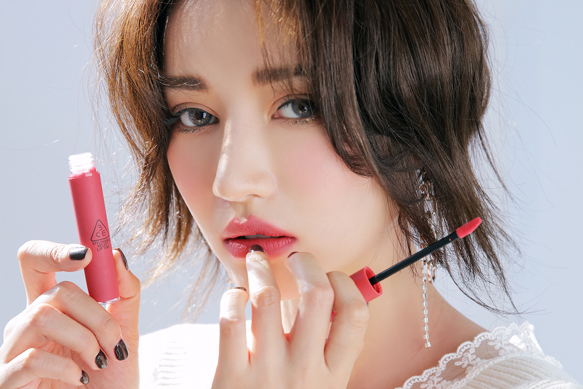 3CE VELVET LIP TINT #PINK BREAK