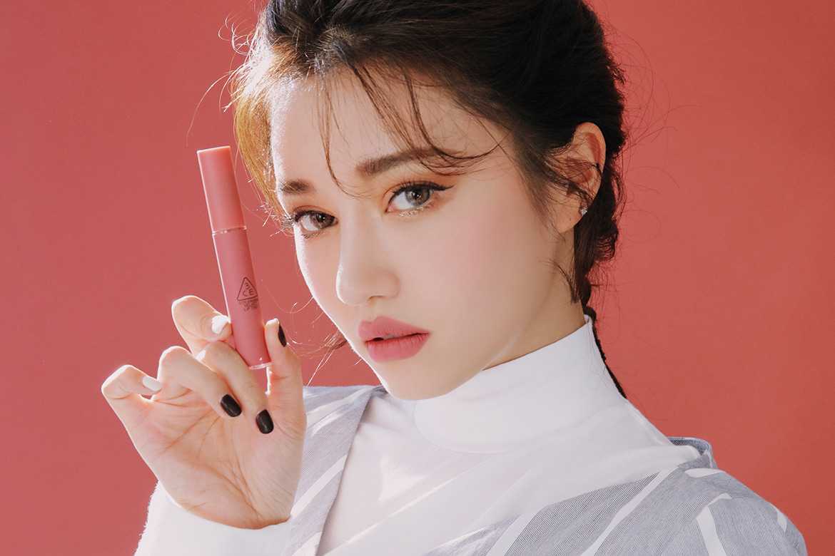 3CE VELVET LIP TINT #NEAR AND DEAR
