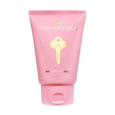 3CE PINK BOUTIQUE BODY BUTTER CREAM