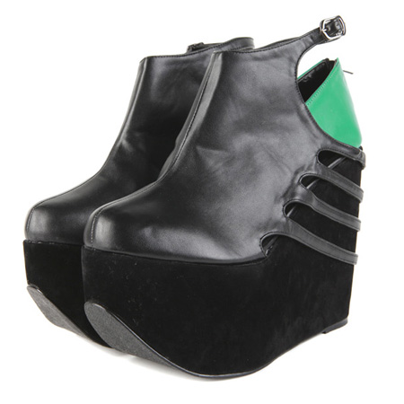 FREYA BOOTIES BLACK