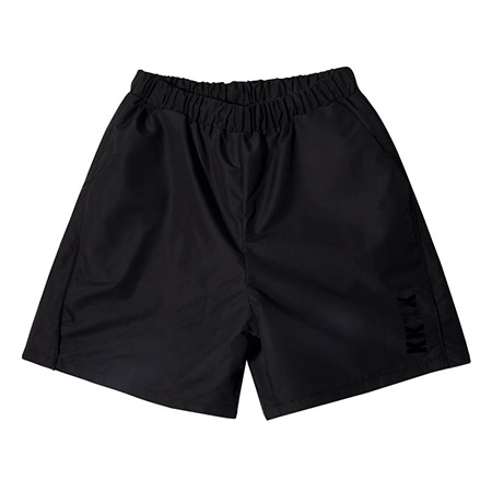 SLIDE SHORTS(M) BK