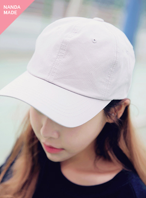 베이직 COTTON CAP