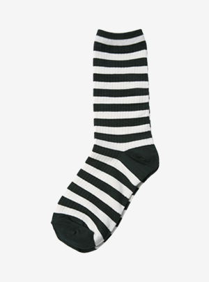 GLARE STRIIPE SOCKS