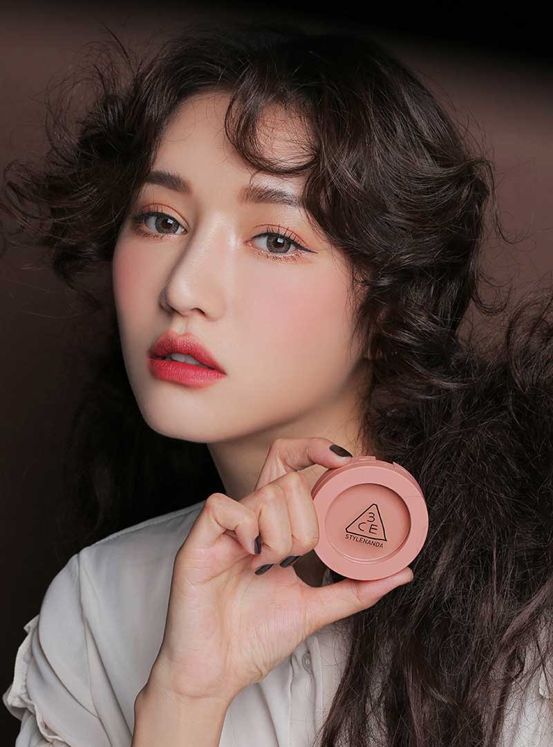 3CE MOOD RECIPE FACE BLUSH #MONO PINK